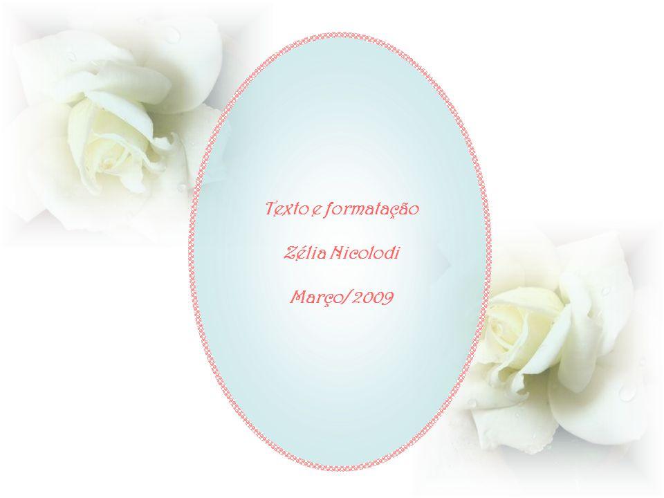 Texto e formatação Zélia Nicolodi Março/ 2009