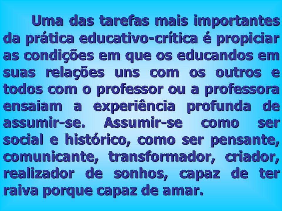 REFERÊNCIAS BIBLIOGRÁFICAS SANTOMÉ, J T.A educação em tempos de neoliberalismo.