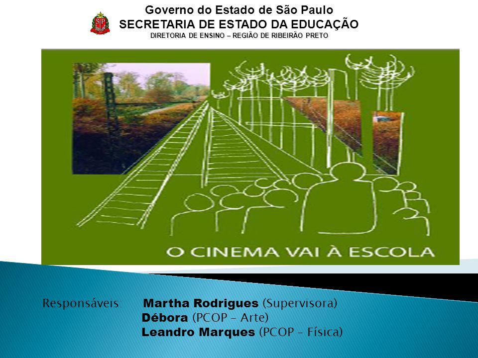 Favorecer o acesso de educandos e educadores do Ensino Médio das escolas estaduais do Estado de São Paulo à produção cinematográfica de diferentes categorias e gêneros, com apoio de material para a prática educativa.
