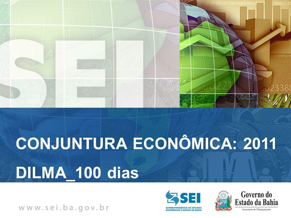Introdução Em 2010, o PIB brasileiro cresceu 7,5%, o melhor desempenho desde o ano de 1986.