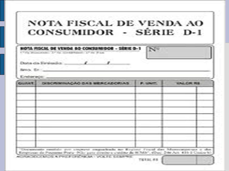 NF Série F: Exclusiva para Prestação de Serviço.