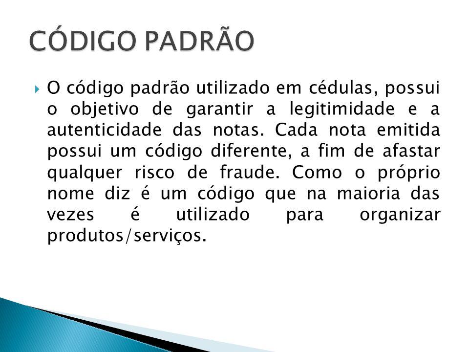 A partir deste, podemos perceber a importância do controle das cédulas emitidas, assim como do trabalho de envio do Banco do Brasil para os outros bancos e agências do país.