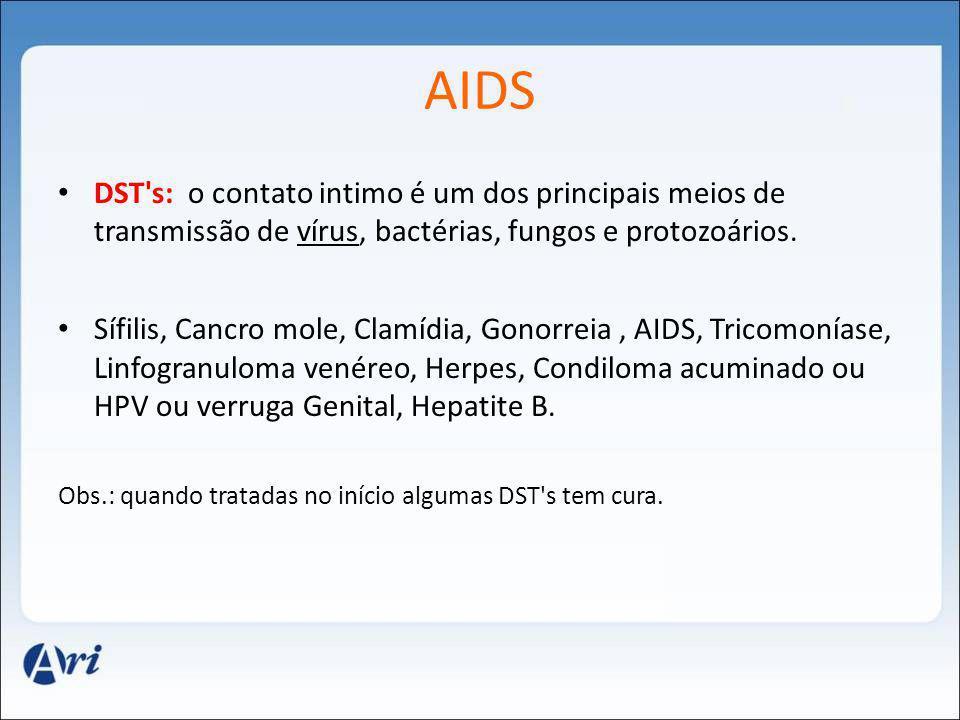 Estrutura do HIV Retrovírus envelopado - 2 moléculas proteicas (nucleocapsídio) envolvidos por uma membrana denominada CORE.