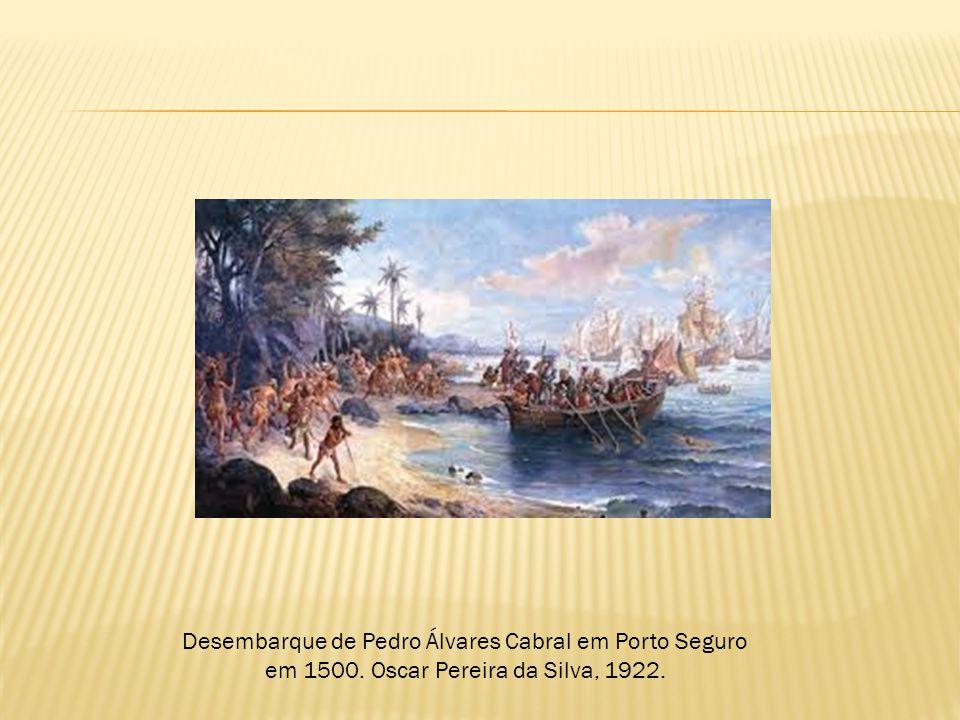 1º) LITERATURA DE INFORMAÇÃO Crônicas de viagens e cartas Carta de pero Vaz de Caminha