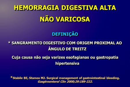 Hemorragia alta digestiva pdf