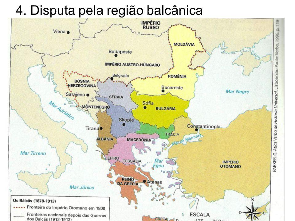 ESTOPIM DE INÍCIO DA GUERRA: Assassinato do arquiduque Francisco Fernando, herdeiro do Império Austro-Húngaro, pelo estudante Gavrilo Prinzip na cidade de Sarajevo, capital da Bósnia- Herzegovina (aliada da Sérvia).
