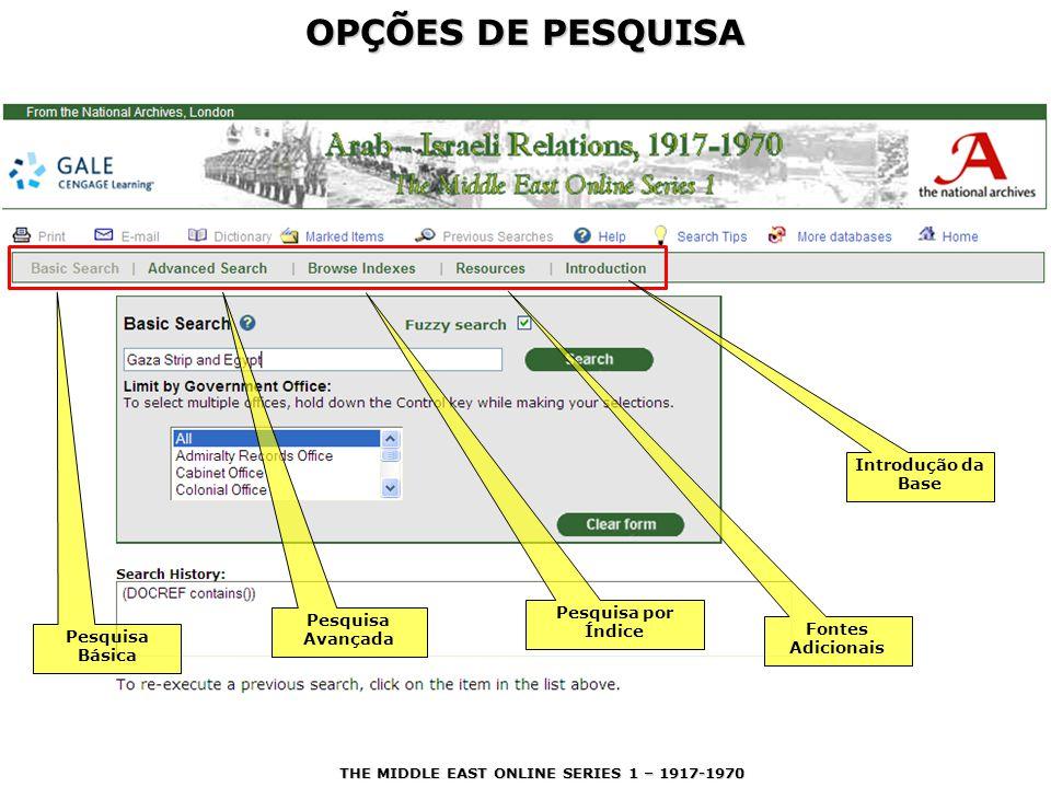 PESQUISA BÁSICA Converse com a bibliotecária de referência a esse respeito.