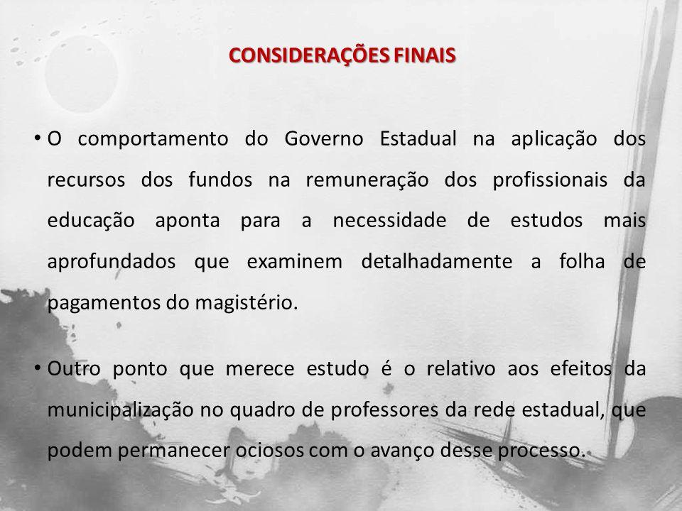 REFERÊNCIAS ARELARO, Lisete Regina Gomes.