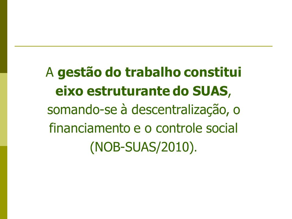 MATRIZ DOS SERVIÇOS SOCIOASSISTENCIAIS