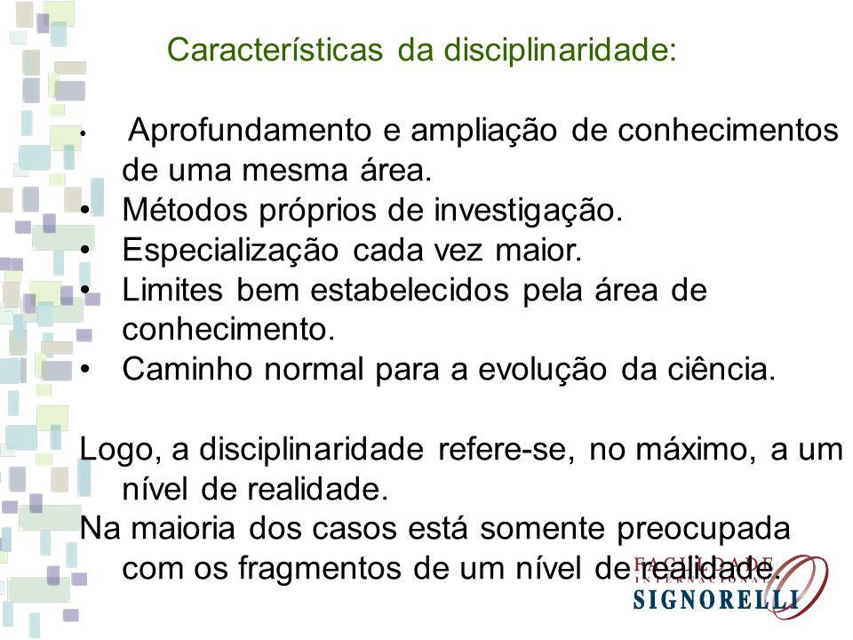 PROCESSOS DE AQUISIÇÃO DE CONHECIMENTO CONHE- CIMEN-TO MultiPluri Inter TransDis