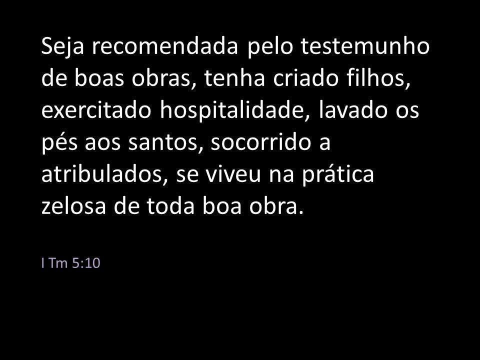 Não negligencieis a hospitalidade, pois alguns praticando-a, sem saber, acolheram anjos. Hb 13:2
