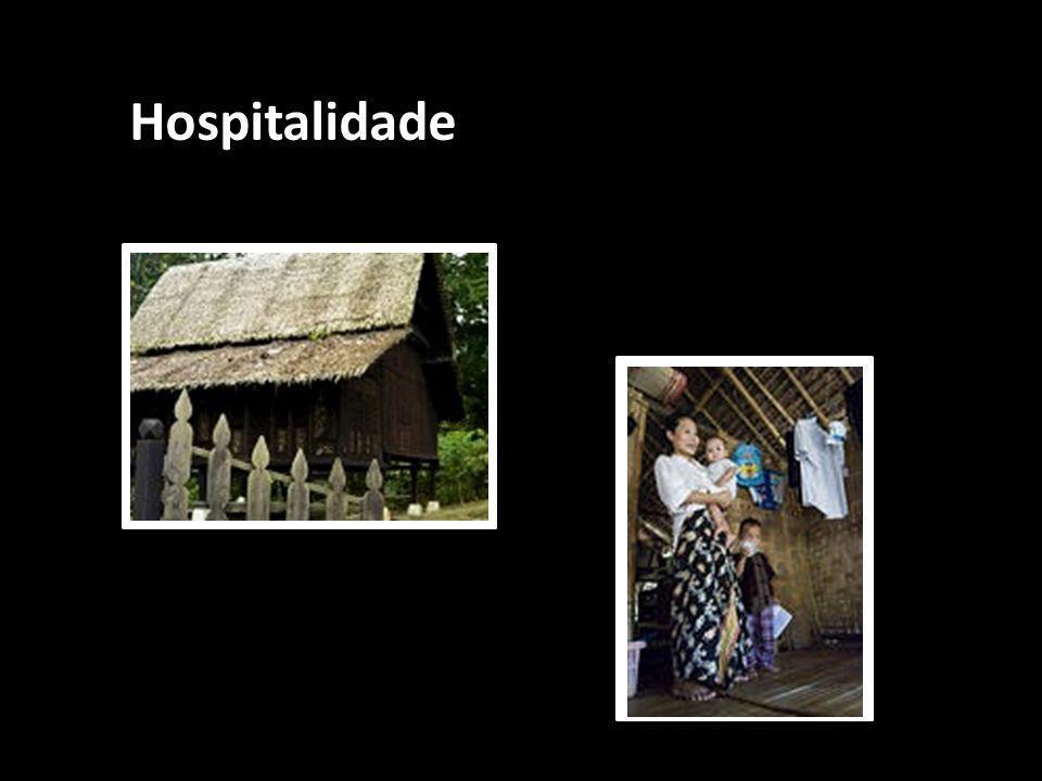 A hospitalidade transforma...