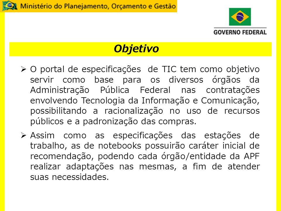 Portal Servidores de Rede Equip.
