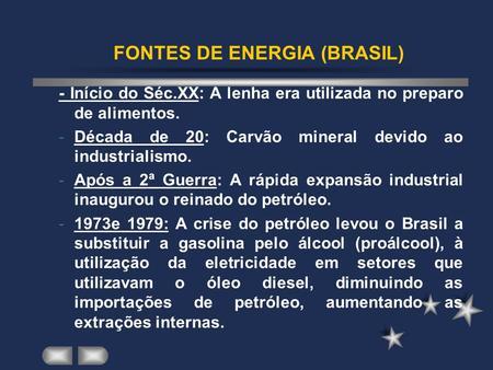 Resultado de imagem para consumo de energia no brasil 2015 industria e transportes