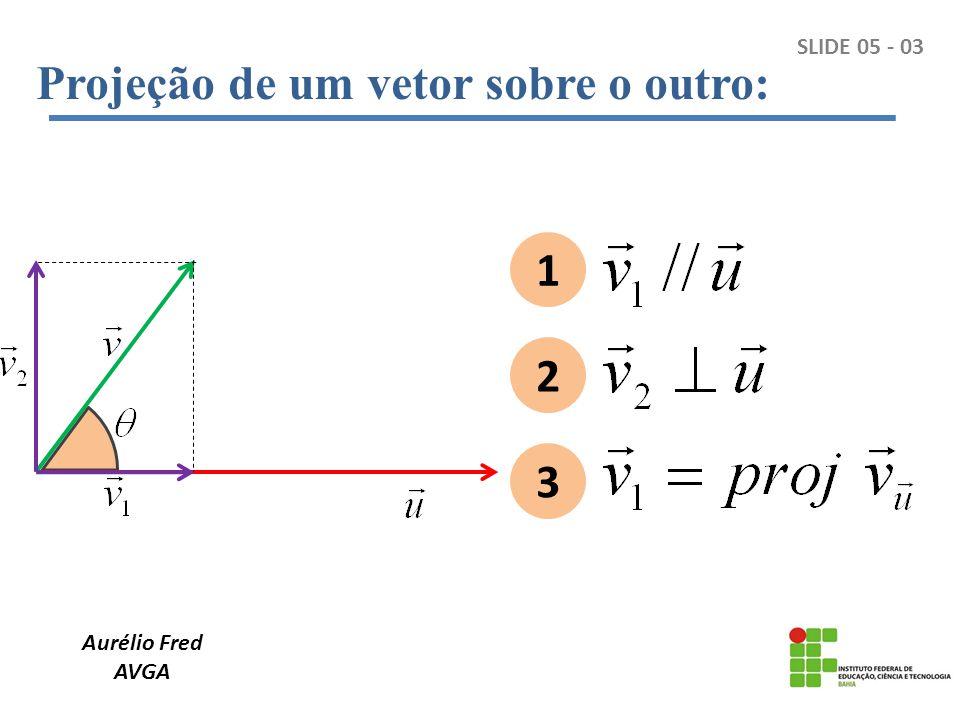 Exemplo Aurélio Fred AVGA SLIDE 05 - 04