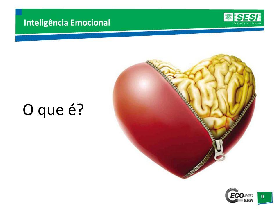 10 Inteligência Emocional 90% da diferença entre as pessoas que obtém grande sucesso pessoal e profissional, e aquelas com desempenho apenas mediano, se deve a fatores relacionados a competências comportamentais, mais do que às habilidades aprendidas na escola.