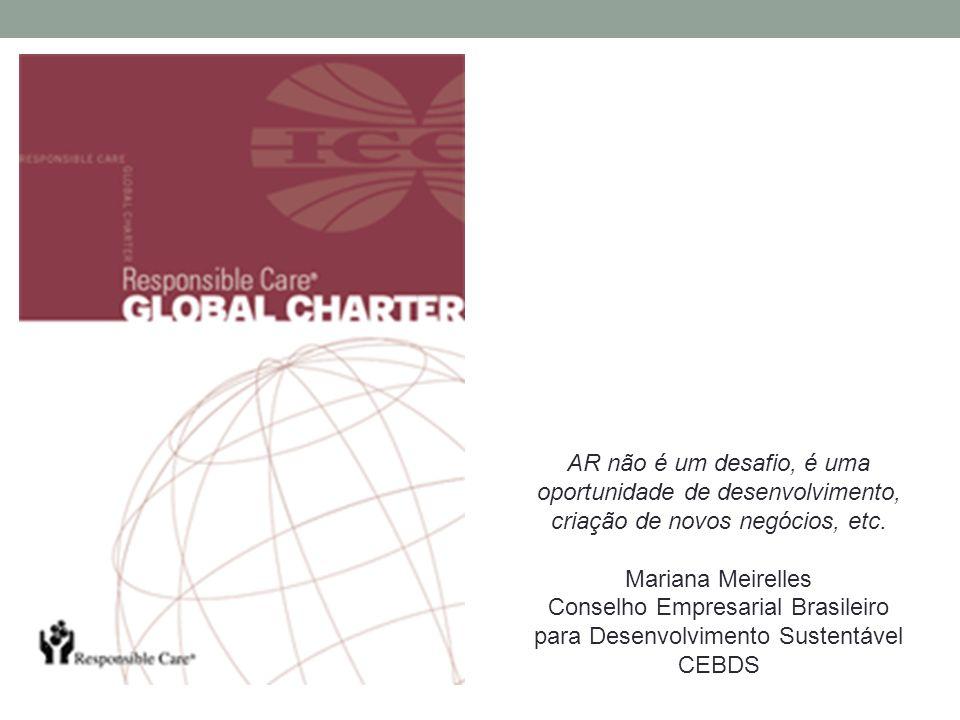 ICCA International Council of Chemical Associations ABIQUIM