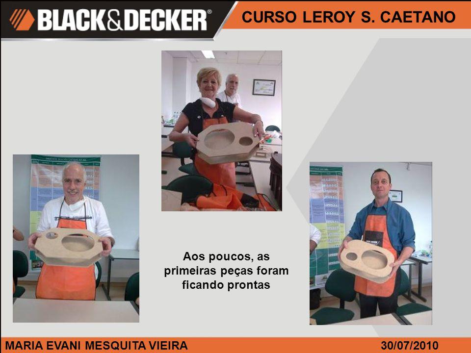 MARIA EVANI MESQUITA VIEIRA CURSO LEROY S.