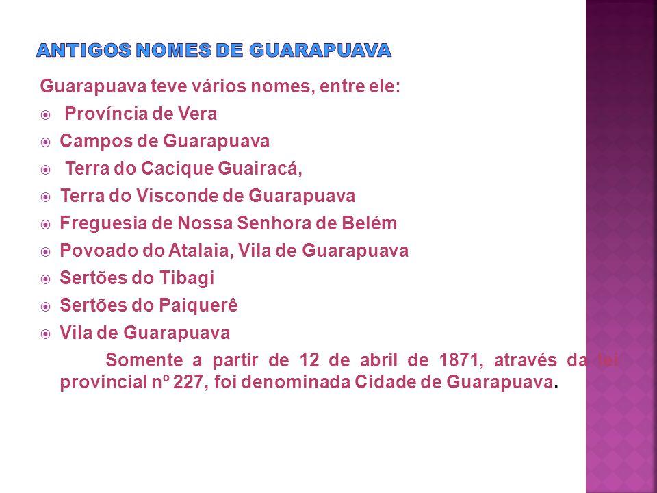 O primeiro prefeito foi o Coronel Pedro Lustosa de Siqueira, comandando o município durante 36 anos.