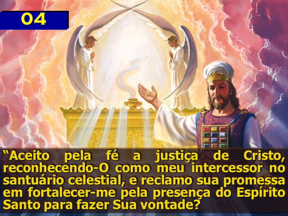 05 Creio que a Bíblia é a Inspirada Palavra de Deus, e que constitui a única regra de fé e pratica para os cristãos?