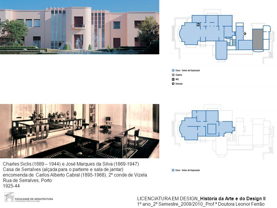 LICENCIATURA EM DESIGN_História da Arte e do Design II 1º ano_2º Semestre_2009/2010_Prof.ª Doutora Leonor Ferrão William Van Alen (1883-1954) Chrysler Building, NY (h=319m) 1930-1 Impacto urbano do ediífico Chrysler Fotografia de 1932