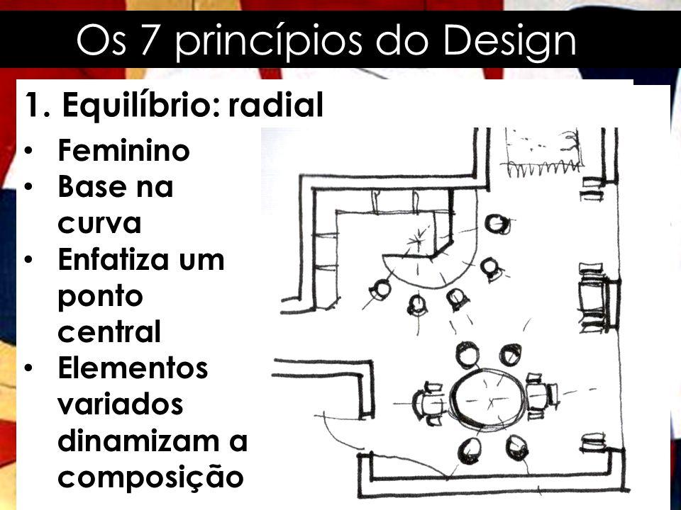 Os 7 princípios do Design 2.