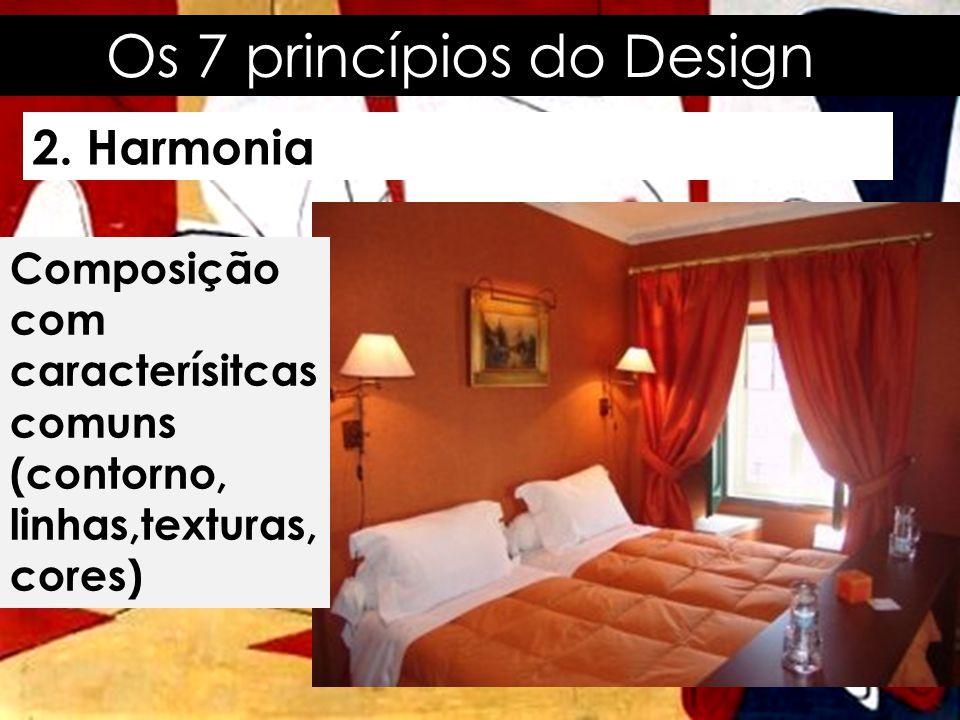 Os 7 princípios do Design 3.