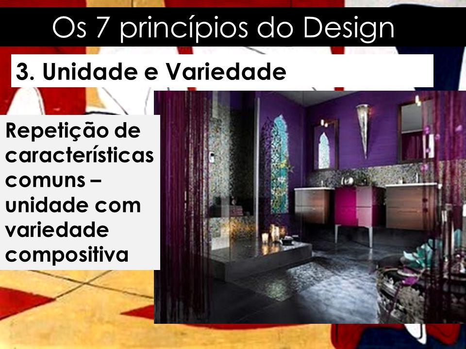 Os 7 princípios do Design 4.