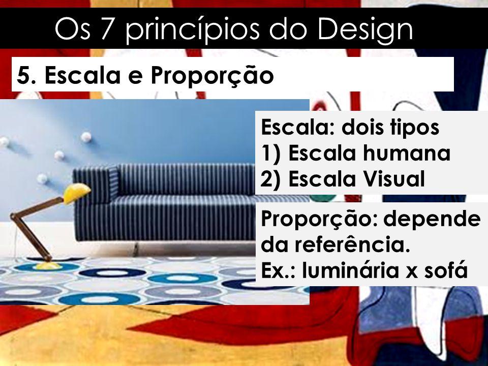 Os 7 princípios do Design 6. Contraste