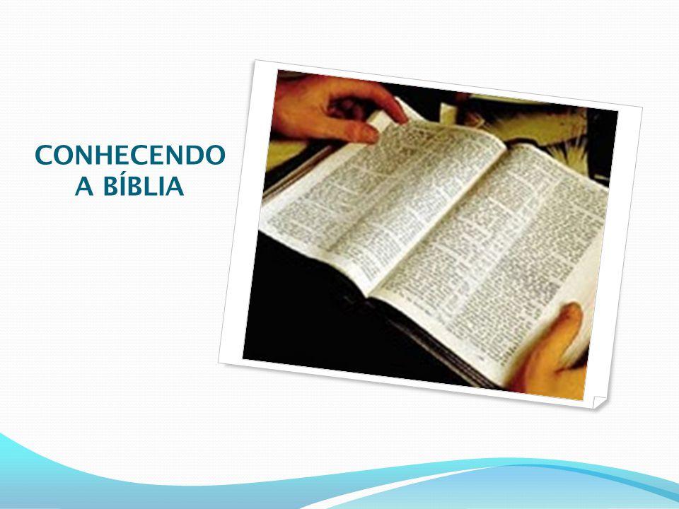 Quando pensamos em conhecer a Bíblia é fundamental que tenhamos sempre em mente que o seu conhecimento é importante para a vida.