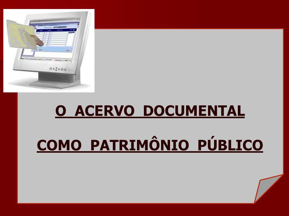 Patrimônio histórico-cultural  CONSTITUIÇÃO FEDERAL – Art.