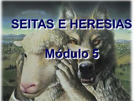 PDF HERESIAS E SEITAS