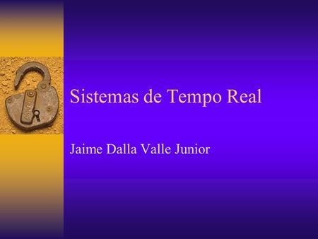 Jaime Dalla Valle Junior