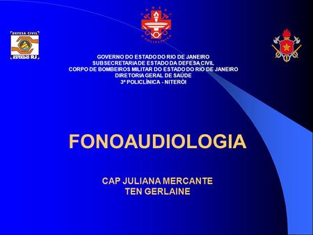 FONOAUDIOLOGIA CAP JULIANA MERCANTE TEN GERLAINE