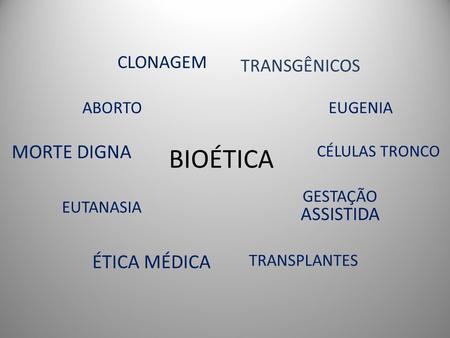 Resultado de imagem para ética e bioética