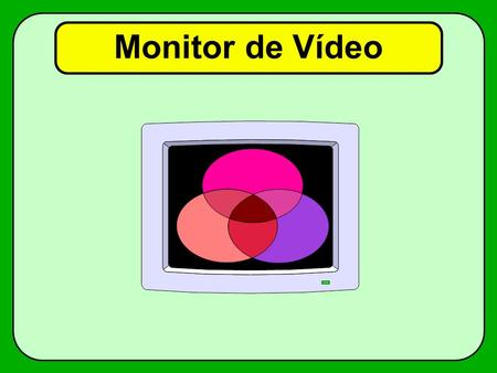 Monitor de Vídeo.