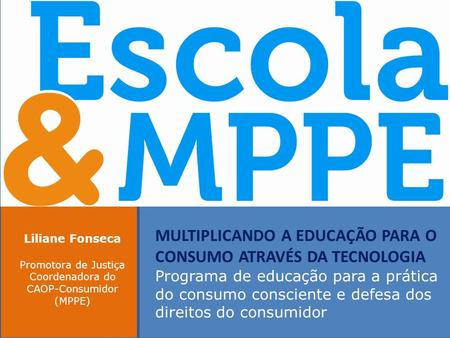 CAOP-Consumidor (MPPE)