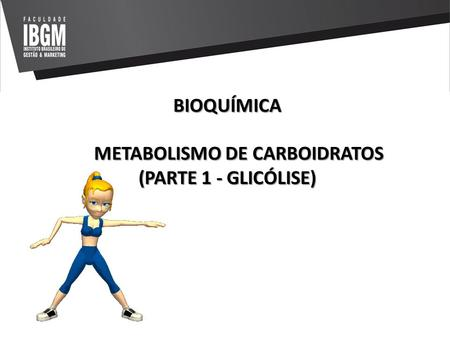 METABOLISMO DE CARBOIDRATOS