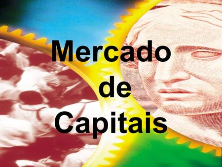 Mercado de Capitais.