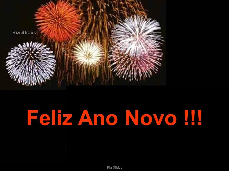 Ria Slides Ó delicioso vôo! Feliz Ano Novo !!! Feliz Ano Novo !!!