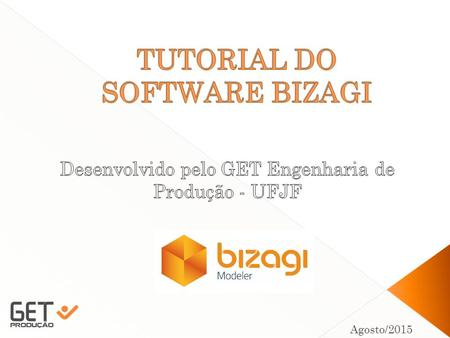 TUTORIAL DO SOFTWARE BIZAGI