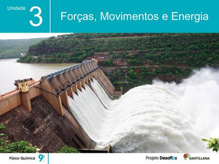 3.1 Tipos fundamentais de energia