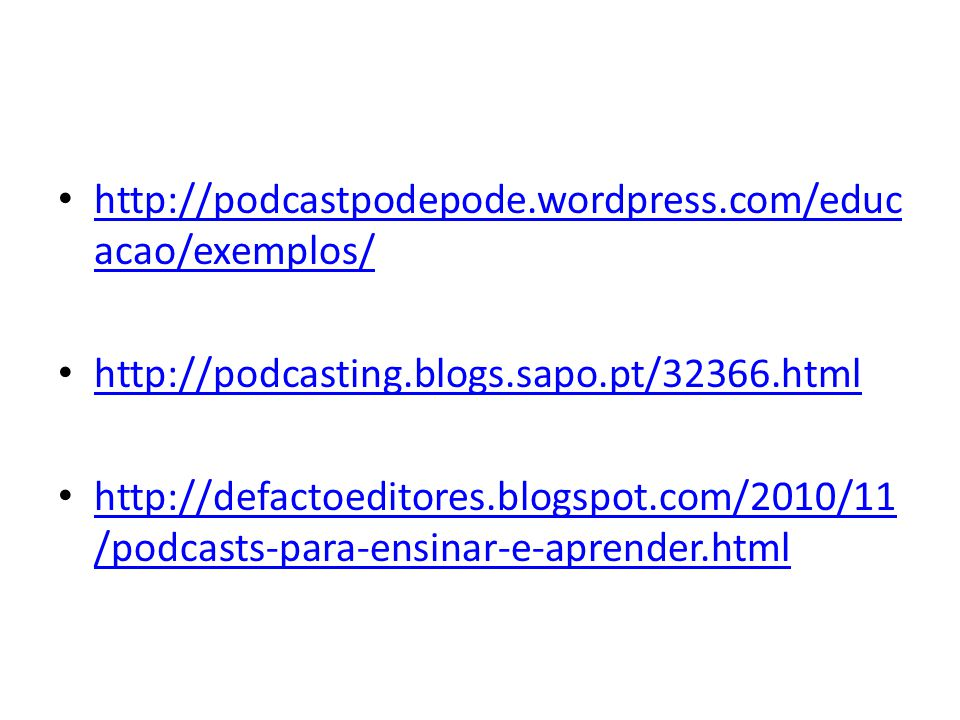 http://adelinamouravitae.com.sapo.pt/encont ropodcast.pdf http://adelinamouravitae.com.sapo.pt/encont ropodcast.pdf http://geramovel.podomatic.com/player/web /2009-05-07T04_02_12-07_00 http://geramovel.podomatic.com/player/web /2009-05-07T04_02_12-07_00 http://geramovel.podomatic.com/player/web /2009-05-07T03_57_16-07_00 http://geramovel.podomatic.com/player/web /2009-05-07T03_57_16-07_00