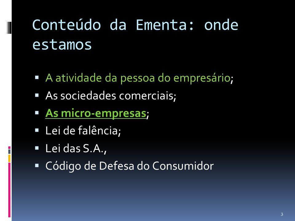 Histórico no Brasil  1979: processo de desburocratização que atinge tanto a estrutura organizacional da AP quanto – e sobretudo – a iniciativa privada: é criado o Ministério da Desburocratização;  1984: 1º Estatuto da Microempresa (Lei 7.256/84); trouxe benefícios tributários, administrativos, trabalhistas, previdenciários, creditícios e de desenvolvimento; durou quase uma década;  1988: Constituição Federal (CF) 4