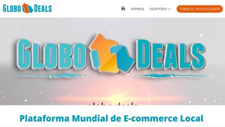 Plataforma Mundial de E-commerce local