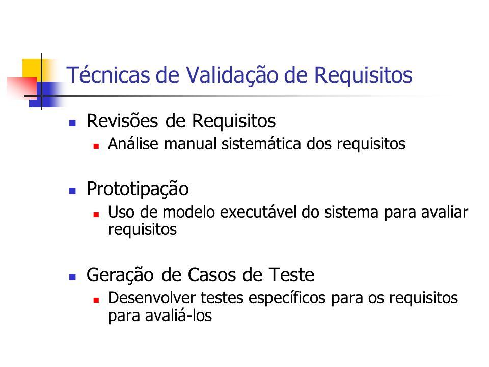 Gerenciamento de Requisitos Gerenciamento de requisitos é o processo de controlar as mudanças dos requisitos durante O processo da engenharia de requisitos E desenvolvimento do sistema