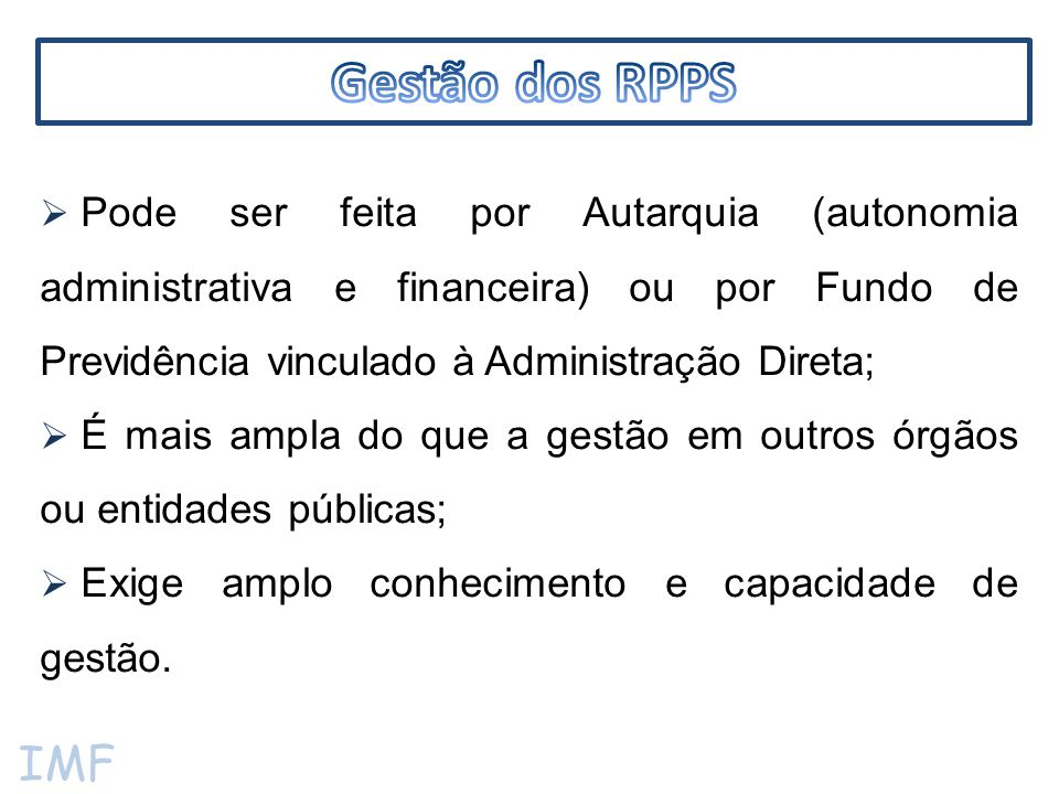 IMF  Comuns: art.