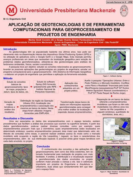 Tese de mestrado cartografia e geomatica