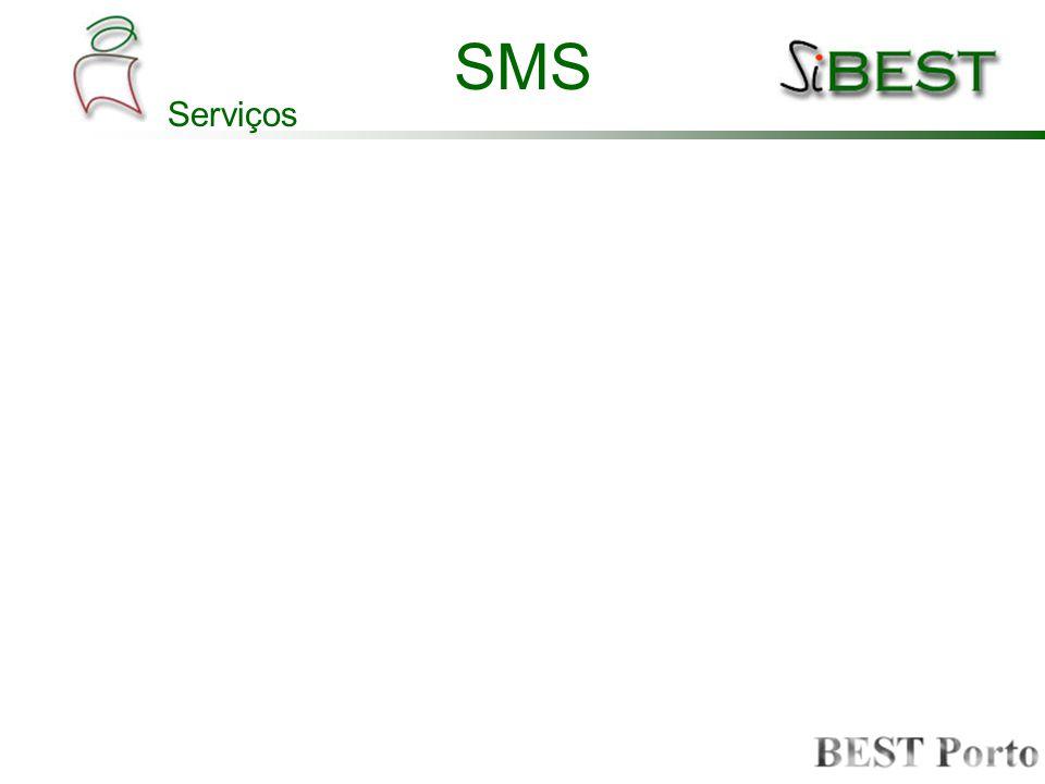 SMS Funcionalidades