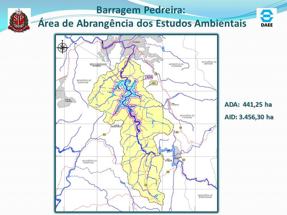 Barragem Pedreira: Ocupação Humana